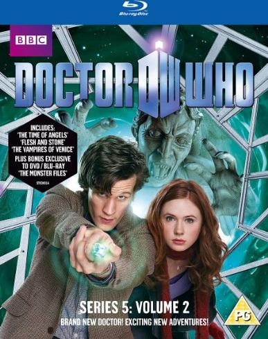 Doctor Who (2005) Season 5.2 (Blu-ray) (UK) -- via Amazon Partnerprogramm