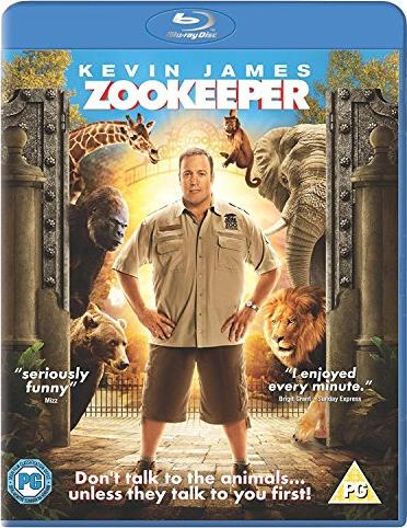Zookeeper (Blu-ray) (UK) -- via Amazon Partnerprogramm