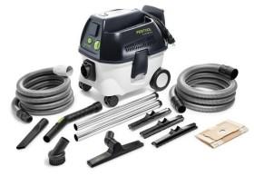 Festool CT 17 E set BA Cleantec electric wet and dry vacuum cleaner (768943)