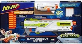 Hasbro Nerf N-Strike Elite Modulus BattleScout ICS-10 Blaster (B1756)