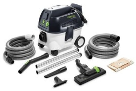 Festool CT 17 E set BU Cleantec electric wet and dry vacuum cleaner (768944)