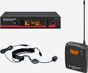 Sennheiser ew 152 G3 wireless headset System (21103)