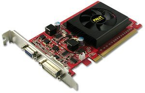 Palit GeForce 9500 GT Super, 1GB DDR2, VGA, DVI