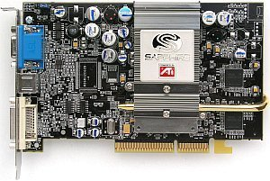 Sapphire Atlantis Radeon 9600 XT Ultimate Edition, 128MB DDR, DVI, TV-out, AGP, full retail (11029-17-40)