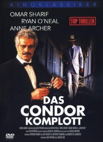 Das Condor-Komplott -- via Amazon Partnerprogramm