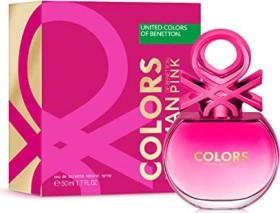 Benetton Colors de Benetton Pink Eau de Toilette, 50ml