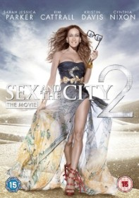Sex And The City 2 (DVD) (UK)
