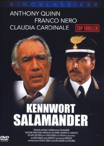 Kennwort Salamander -- via Amazon Partnerprogramm