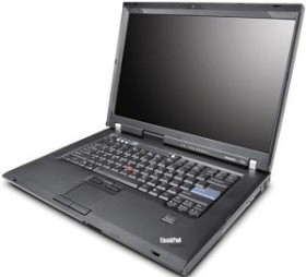 "Lenovo ThinkPad T61, Core 2 Duo T8100 2.10GHz, 2GB RAM, 160GB HDD, DVD+/-RW, 14.1"" (ND2R6GE)"