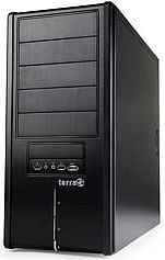 Wortmann Terra Workstation 7500 Silent, Xeon E5-2609, 8GB RAM, 500GB HDD (1000928)