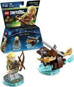 LEGO: Dimensions - Herr Der Ringe: Legolas (PS3/PS4/Xbox One/Xbox 360/WiiU)