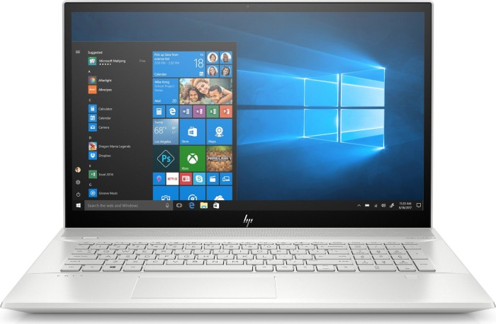 HP Envy 17-ce0602ng Natural Silver (6CC36EA#ABD)