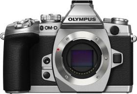 Olympus OM-D E-M1 silber Body (V207010SE000)
