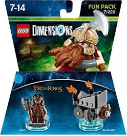 LEGO: Dimensions - Herr Der Ringe: Gimli (PS3/PS4/Xbox One/Xbox 360/WiiU)