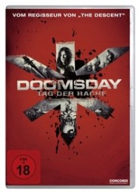 Doomsday - Tag der Rache (DVD)