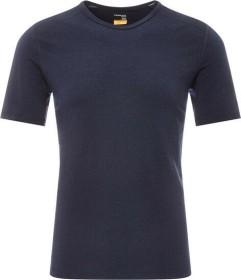 Icebreaker Merino 200 Oasis Crewe Shirt kurzarm midnight navy (Herren) (104509-401)