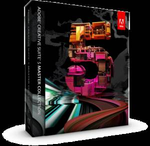 Adobe: Creative Suite 5.0 Master Collection, update from CS2/3/4 (English) (PC) (65073754)