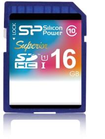Silicon Power Superior R90/W45 SDHC 32GB, UHS-I, Class 10 (SP032GBSDHCU1V10)