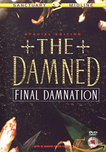 The Damned - Final Damnation -- via Amazon Partnerprogramm
