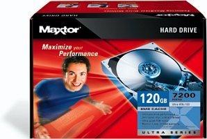 Maxtor Ultra 16 Hard Drive kit 120GB, IDE (L14P120)