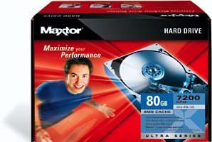 Maxtor Ultra 16 Hard Drive Kit    80GB, IDE (L14P080)