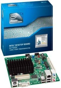 Intel D2700DC, NM10 (PC3-8500S DDR3) (BOXD2700DC)
