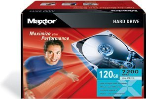 Maxtor 7200RPM Series Kit   120GB, IDE (L14J120)