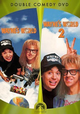Wayne's World Box -- via Amazon Partnerprogramm
