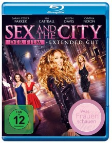 Sex And The City - Der Film (Blu-ray)