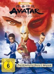 Avatar, der Herr der Elemente - Das komplette Buch 1: Wasser