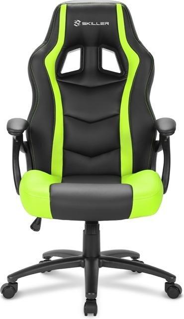 Sharkoon Skiller SGS1 Gamingstuhl, schwarz/grün