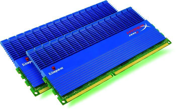 Kingston HyperX T1 DIMM XMP Kit 8GB, DDR3-2400, CL11 (KHX24C11T1K2/8X)