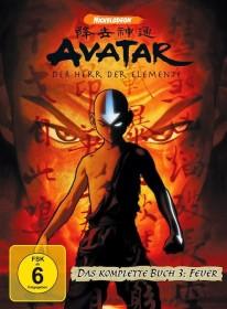 Avatar, der Herr der Elemente - Das komplette Buch 3: Feuer