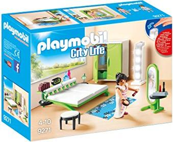 playmobil City Life - Schlafzimmer (9271)