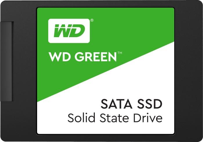 Western Digital WD Green SATA SSD 240GB, SATA (WDS240G2G0A)