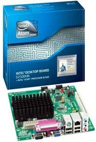 Intel D2500HN, NM10 (PC3-8500U DDR3) (BOXD2500HN)