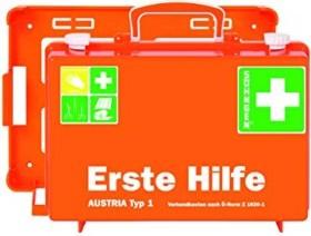 Söhngen Erste-Hilfe-Koffer SN-CD ÖNORM Z 1020-1 orange (0390138)