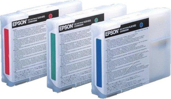 Epson Tinte SJIC4(R) rot (C33S020268)