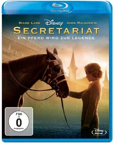 Secretariat (Blu-ray) -- via Amazon Partnerprogramm