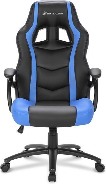 Sharkoon Skiller SGS1 Gamingstuhl, schwarz/blau
