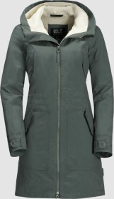 Jack Wolfskin Rocky Point Parka greenish grey (Damen) (1109372-6037)