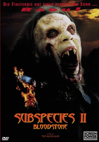 Subspecies 2 - Bloodstone -- via Amazon Partnerprogramm