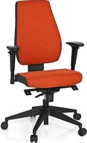 HJH Office Pro-Tec 500 Bürostuhl, rot (608818)