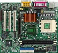 MSI MS-6390-L, KM266A, VGA, LAN, µATX [DDR]