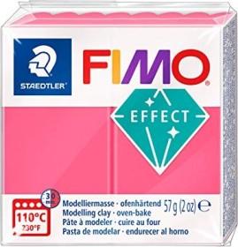 Staedtler Fimo Effect 57g transparent rot (8020204)