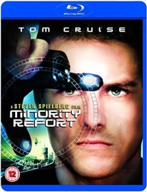 Minority Report (Blu-ray) (UK)