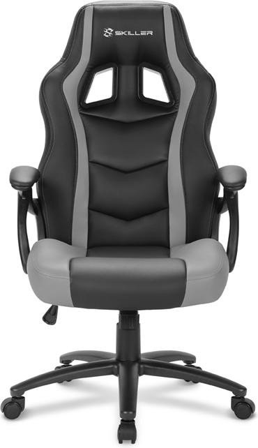 Sharkoon Skiller SGS1 Gamingstuhl, schwarz/grau