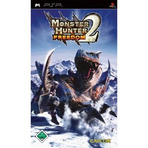 monster Hunter - Freedom 2 (English) (PSP)