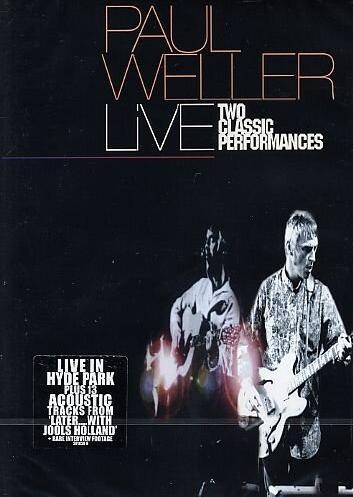 Paul Weller - Two Classic Performances -- via Amazon Partnerprogramm