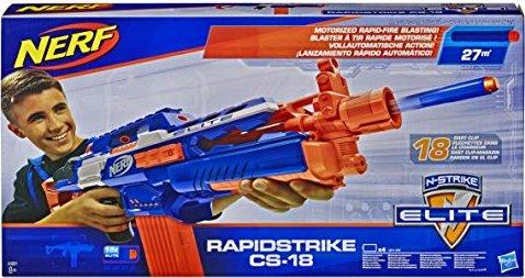 Hasbro Nerf N-Strike Elite RapidStrike CS-18 Blaster (A3901) -- via Amazon Partnerprogramm